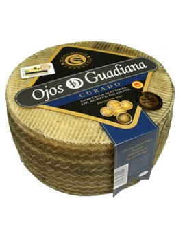 Queso Ojos del Guadiana