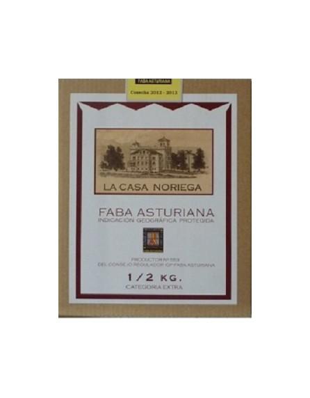 """Faba Asturiana """"La Casa Noruega"""""""