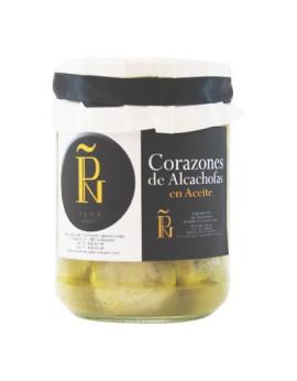 Corazones de Alcachofas en Aceite