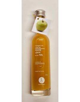 Vinagre a la pulpa manzana con miel