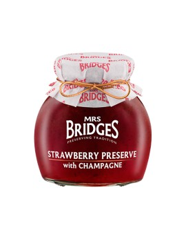 Confitura de Fresa escocesa con champagne