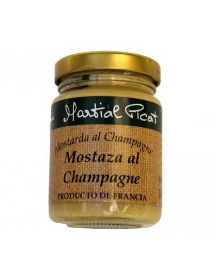 Mostaza de champagne