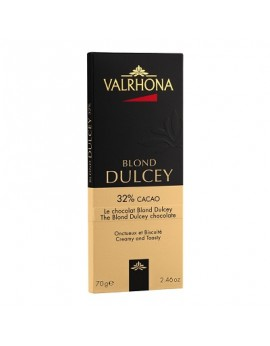 Blond dulcey 32% cacao (Chocolate blanco)