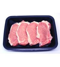 Chuletas Cerdo Ibérico 1kg aprox