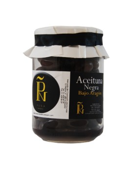 Aceituna Negra Bajo Aragon