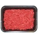 Carne preparada para Steak Tartare de vaca madurada asturiana