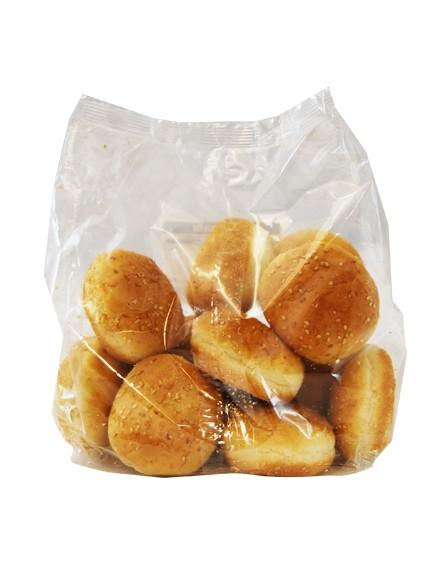 Pan de mini-hamburguesas