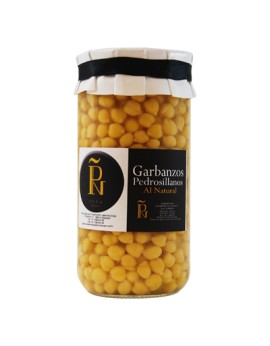 Garbanzos Pedrosillanos al natural
