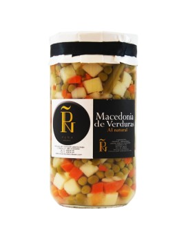 Macedonia de Verduras al natural