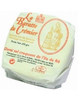 Mantequilla La Baratte du cremier (baja en sal) 250gr