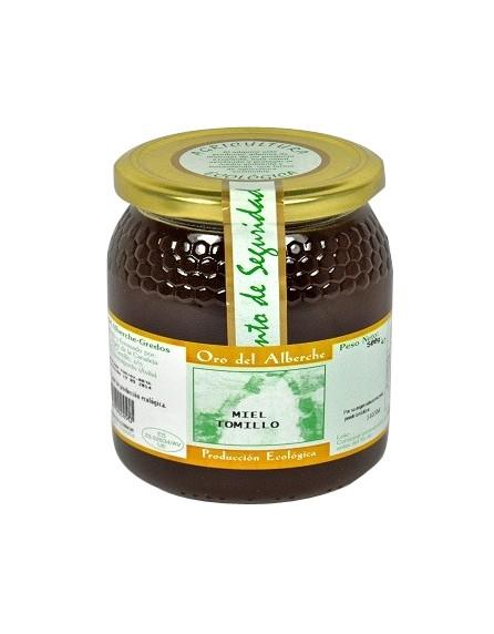 Miel Ecológica de Tomillo 500g