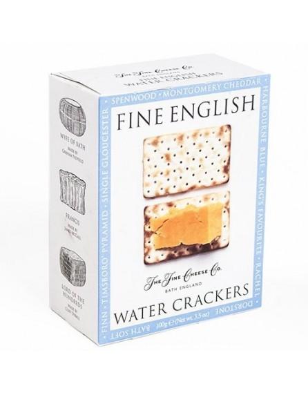 Crackers de agua