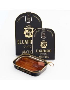 Anchoa de Santoña El Capricho