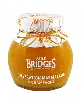 Mermelada celebración con Champagne