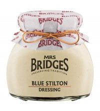 Salsa con queso azul stilton
