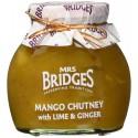 Salsa de Chutney de Mango con Lima y Gengibre