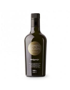 Aceite de Oliva Virgen Extra Melgarejo Composición premiun