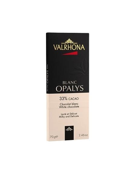 Blanc Opalys 33% cacao ( Chocolate blanco) Valrhona