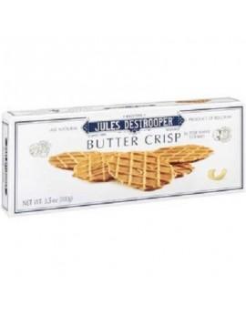 Barquillos de mantequilla