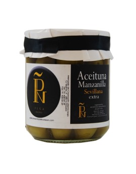 Aceituna Manzanilla Sevillana Extra